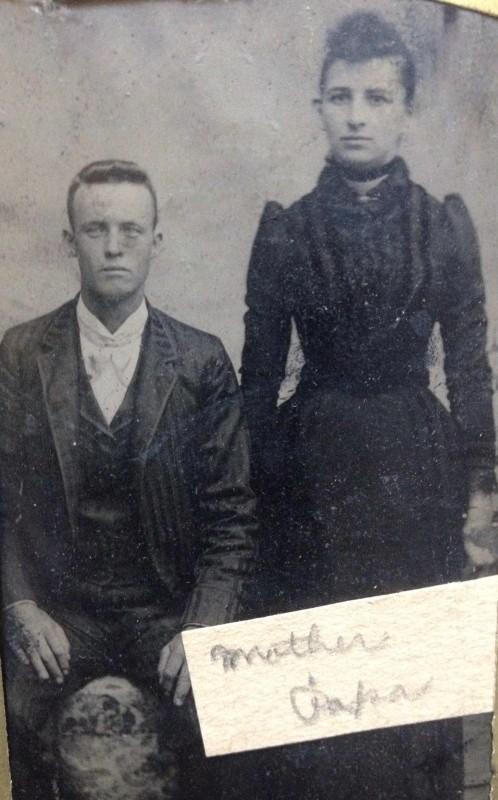 John and Florence Chambers