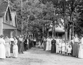 South Seaville Bible camp
