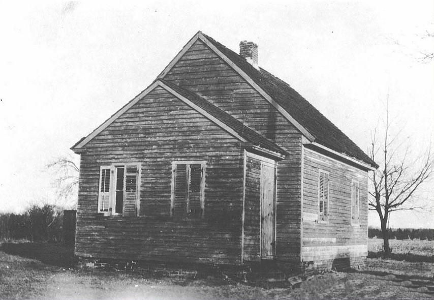 Old Union School house