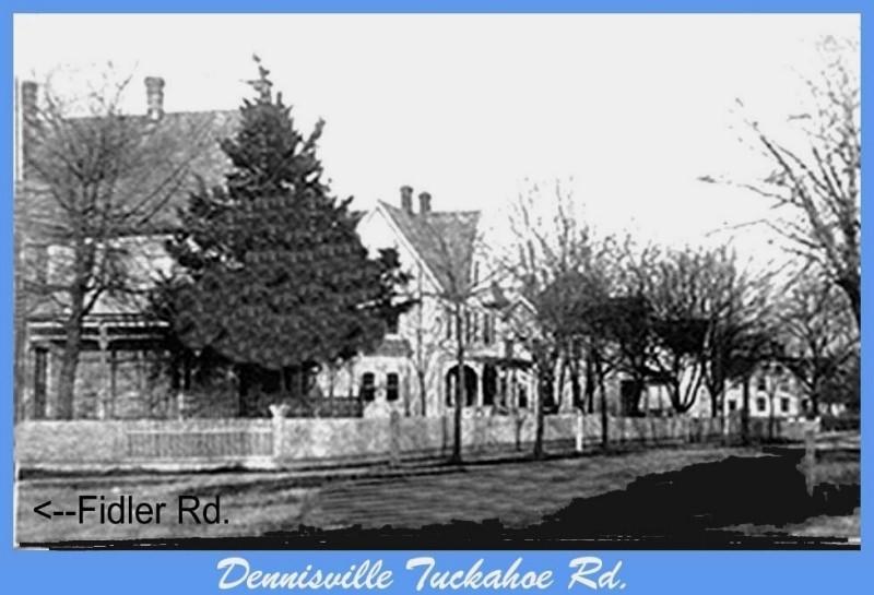 Tuckahoe Road houses in Dennisville