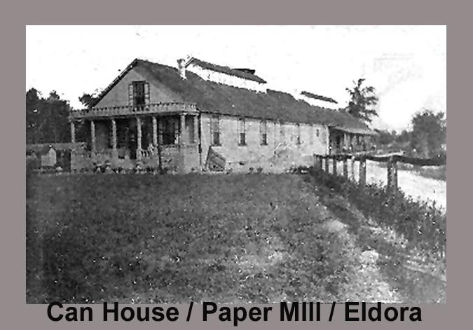Paper Mill in Eldora