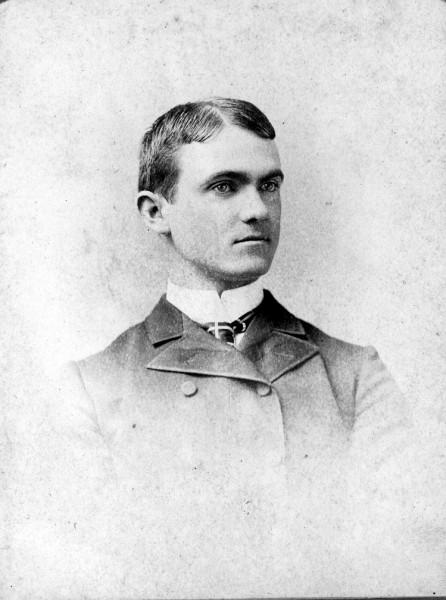 Man named Dr. Harry James
