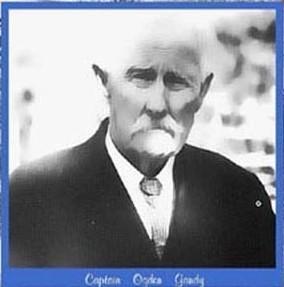 Grainy photo of Ogden Gandy