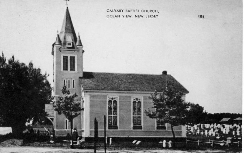 Ocean View's Calvary Baptist Church