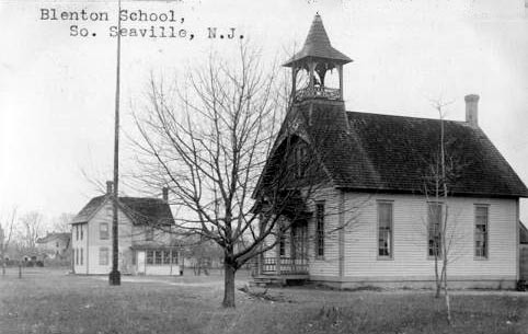 Blenton school in South Seaville