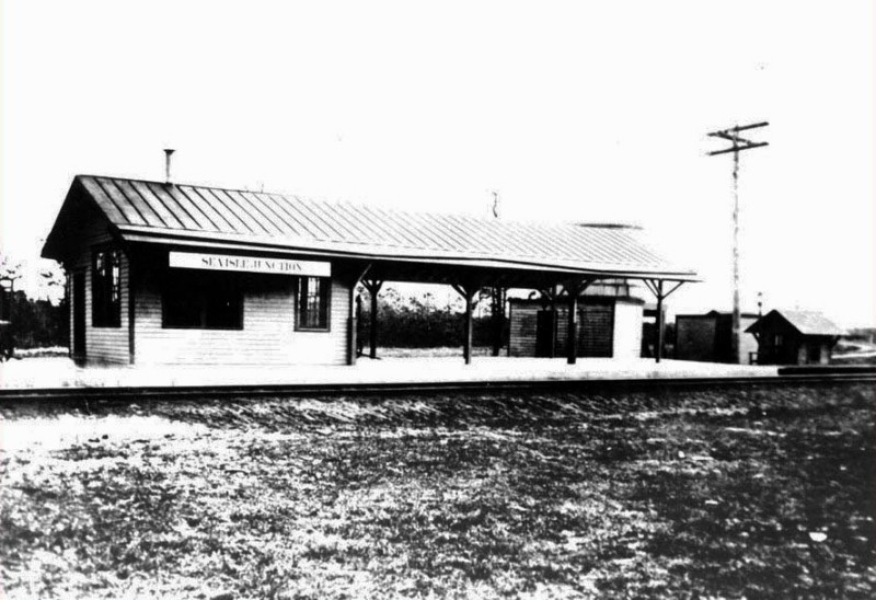Sea Isle Junction railroad station