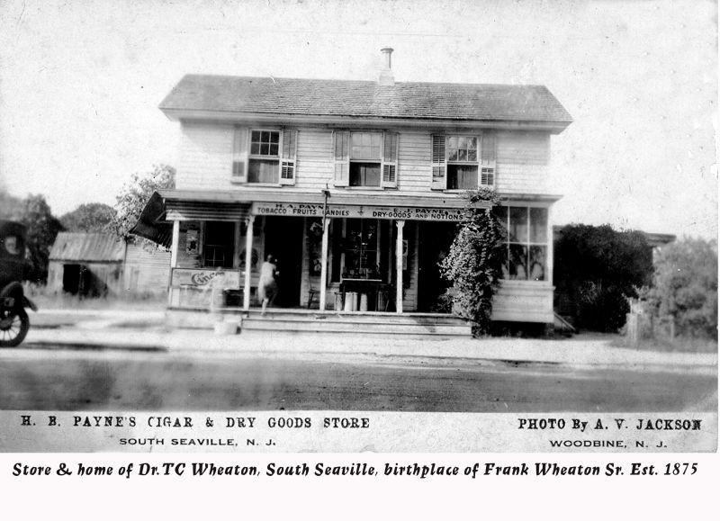 Wheaton Store in South Seaville
