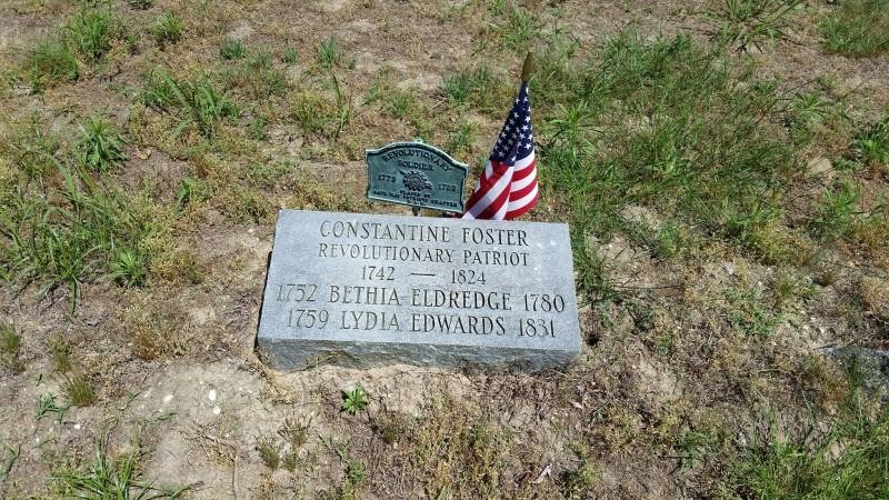 Constantine Foster marker