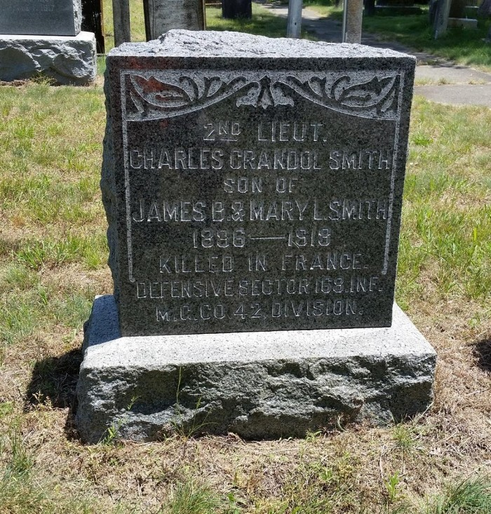 Charles Smith marker