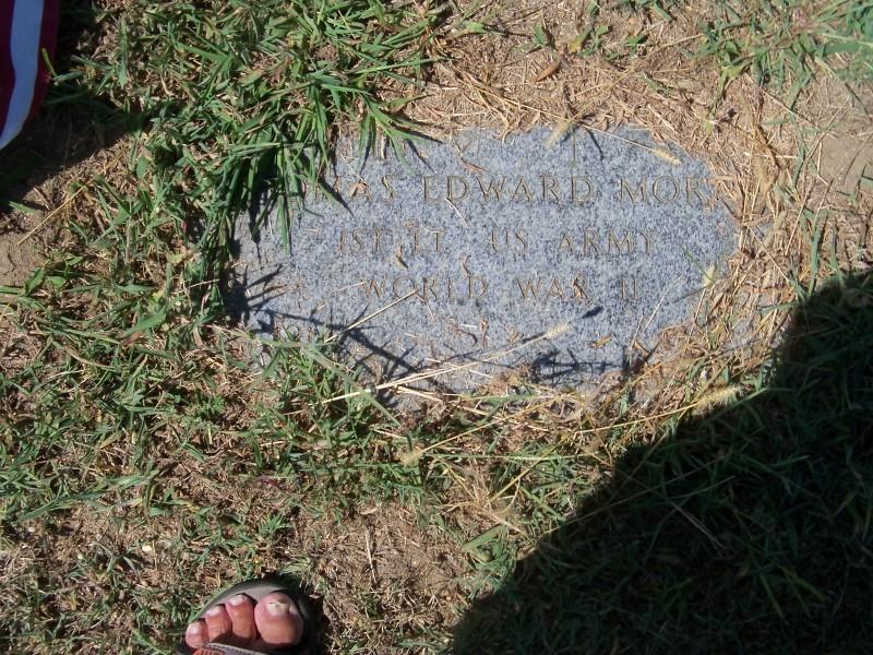 Edward Moran marker