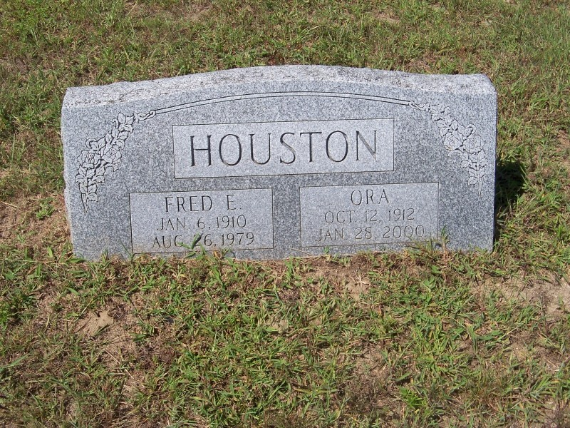 Fred Houston marker
