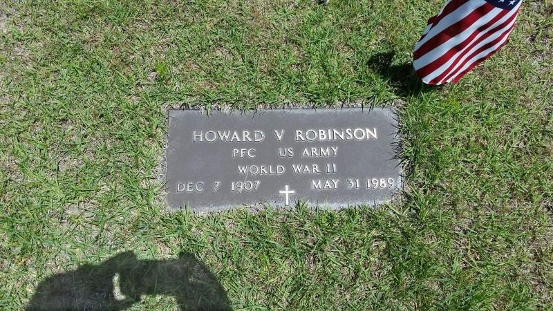 Howard Robinson marker