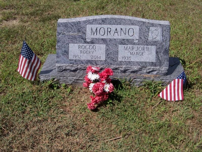Rocco Morano marker