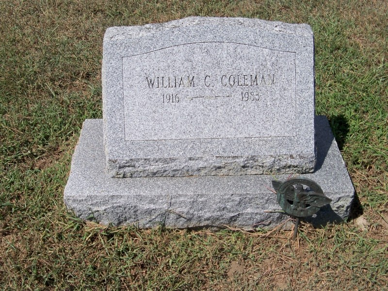William Coleman marker