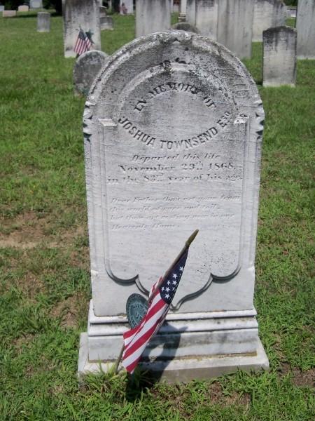 Joshua Townsend marker