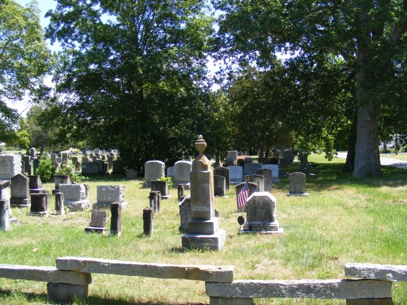 Union Cemetery older section