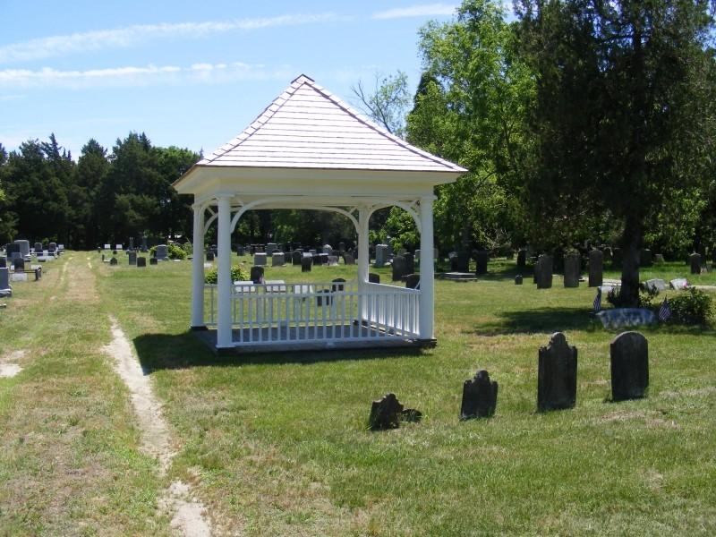Union Cemetery gazebo